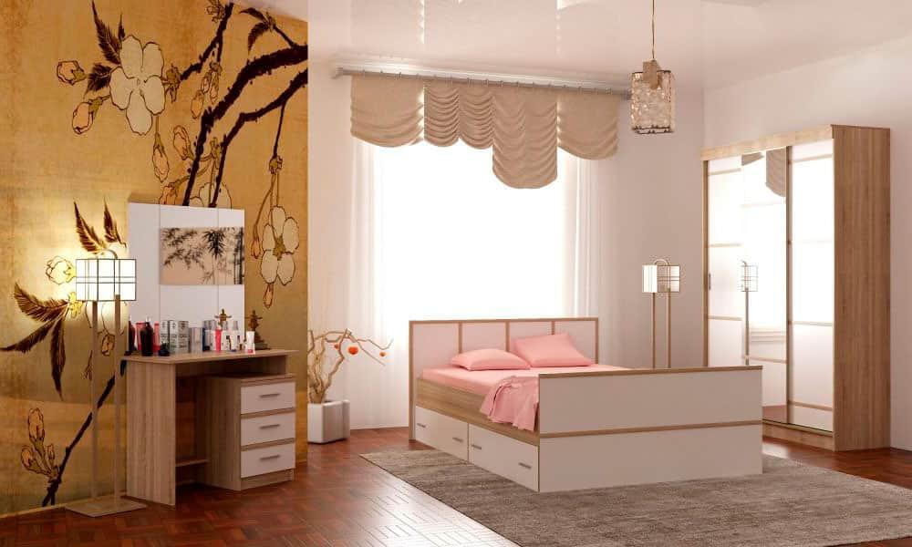 корпусная мебель - спальня