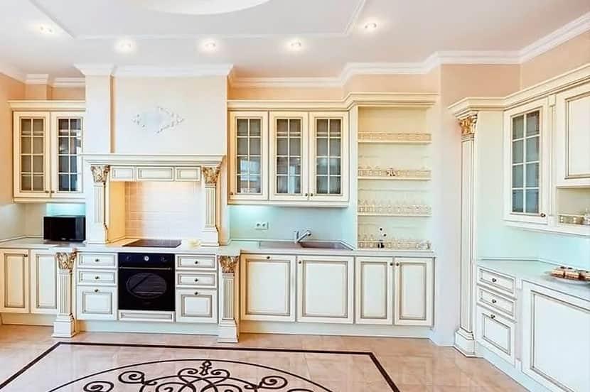 выбрать кухню