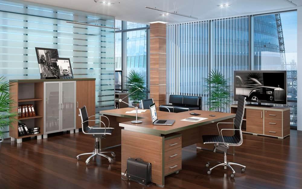 офисная мебель для кабинета